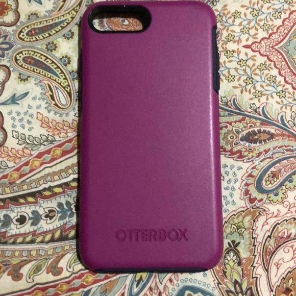 super popular e03f4 0cf68 Otterbox Symmetry IPhone 8 Plus case